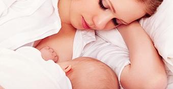 A leggyakoribb tévhitek a szoptatásról