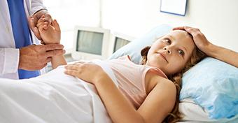 Magas a pulzusa a gyereknek, mitől lehet?