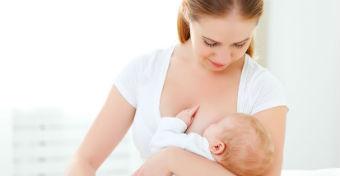 A kiszáradás jelei a babánál