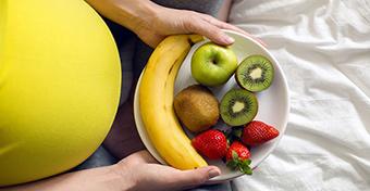Hét kötelező étel a terhesség alatt