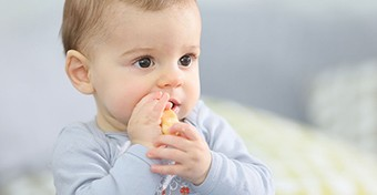 Segítség! Túl sokat eszik a gyerek!