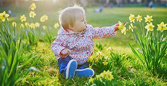 Ezért olyan különlegesek az áprilisi babák