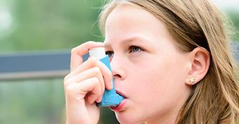 Az asztma stádiumai