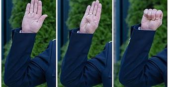 Néma segélykiáltás kézjelzés: tanítsd meg a gyereknek is!