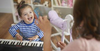 Mikortól tanuljon zenét?