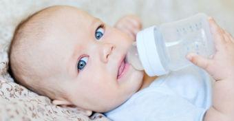 A baba folyadékszükséglete