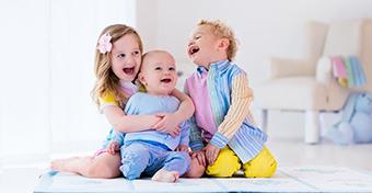 A születési sorrendtől függ, mi lesz a gyerekből?