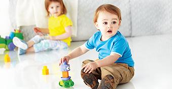 Mikortól igényli egy kisgyerek, hogy más gyerekekkel is játszhasson?