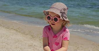 Az év eddigi legmelegebb hete jön - Így vészeld át a gyerekkel