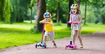 Ezek a balesetek a leggyakoribbak a gyerekeknél