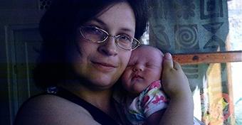 Anyósom volt a szülésznő