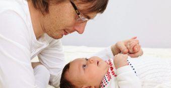A szülés utáni depresszió az apát sem kíméli