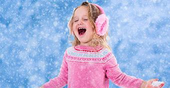 A legnépszerűbb karácsonyi dalok gyerekeknek