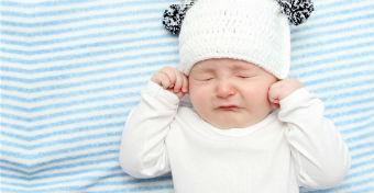 10 jel, hogy a babának allergiája van