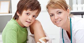Megsérült a gyerek: mikor forduljunk orvoshoz?