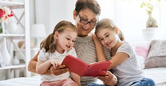 Ha van nagyszülői segítség, több gyerek születhet