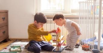 Így játszik a gyerek - a játék 6 típusa