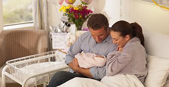 Szülés után: mi az a rooming-in rendszer?