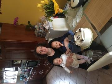 Anya és a babócák