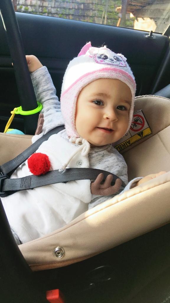 Kicsi hercegnőnk :)