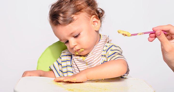 A baba ideális étrendje - A legfontosabb irányelvek