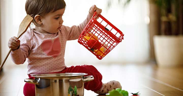 A közös idővel is segíted a gyerek agyfejlődését