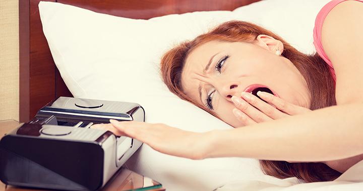 rosszabb a látása, ha nem alszik eleget