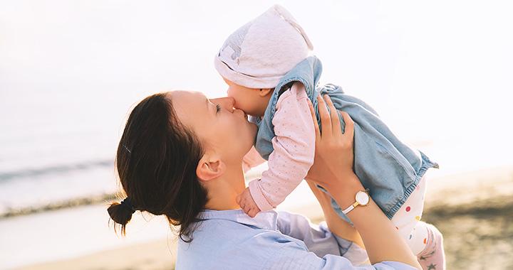 anyaság a pszichológia szempontjából homályos látás a gyermekben