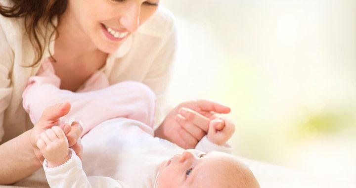A baba fejlődése - Az első hónap történései