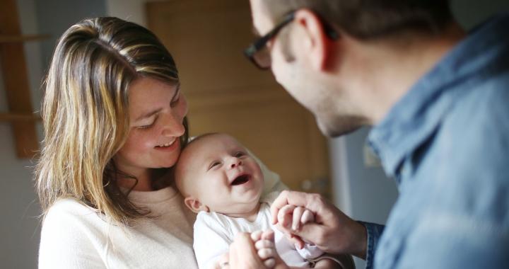 Hogy fejlődik legjobban a baba?
