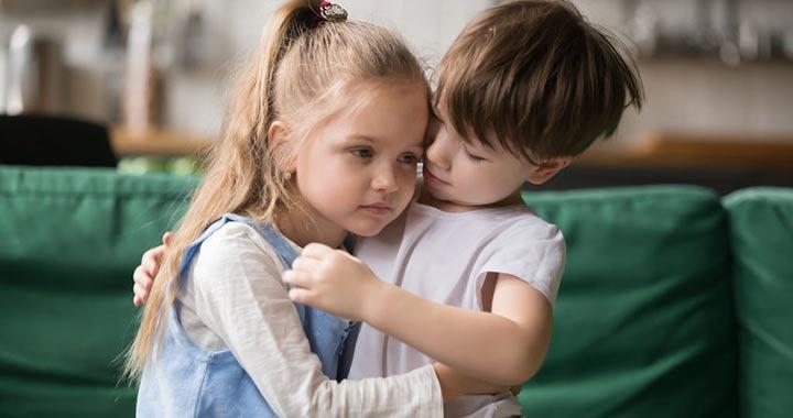 Hogy fejlődik a gyerek empátiája?