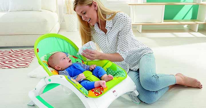 Hintaszék a babának - Miben segít?