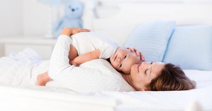 vizelettartási probléma szülés után