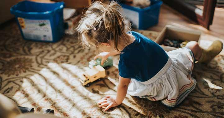 Játék: 5 fontos állomás a gyerek életében