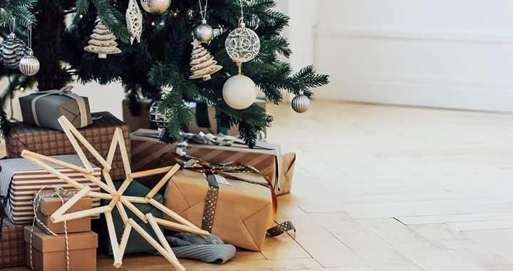 Így készíts karácsonyfadíszeket természetes anyagból