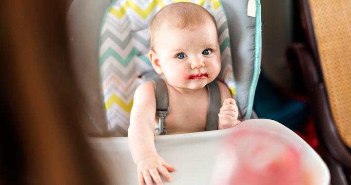 A baba fejlődése - A kilencedik hónap történései