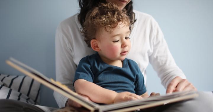 Mikor, mit és hogyan olvassunk a gyereknek?