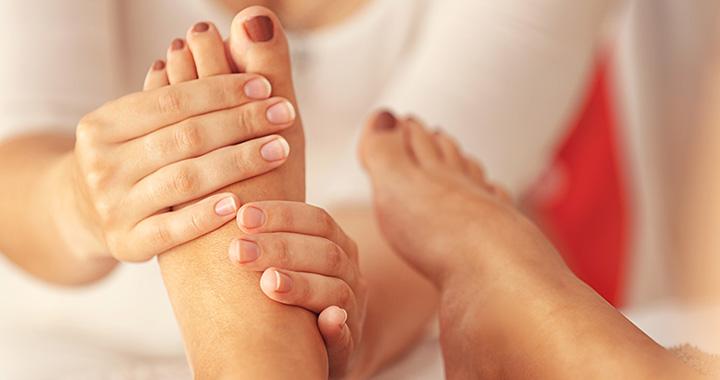 lábmasszázs magas vérnyomás esetén