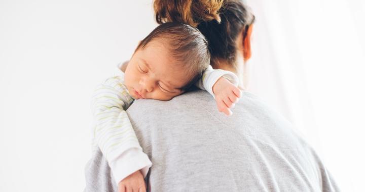 Újszülöttet mikor lehet látogatni