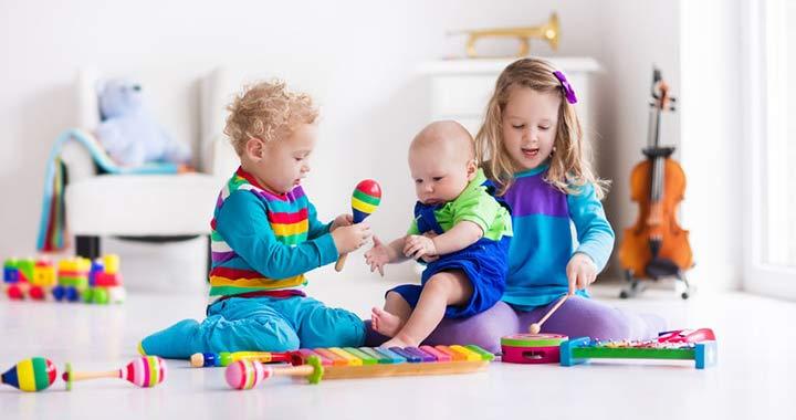 A zene hatása a gyerekre - Tények, tévhitek