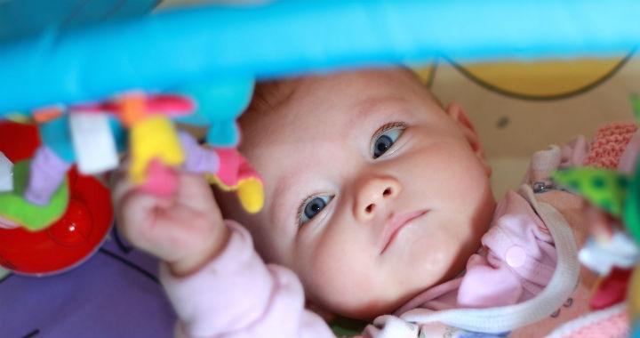3 hónapig volt babám