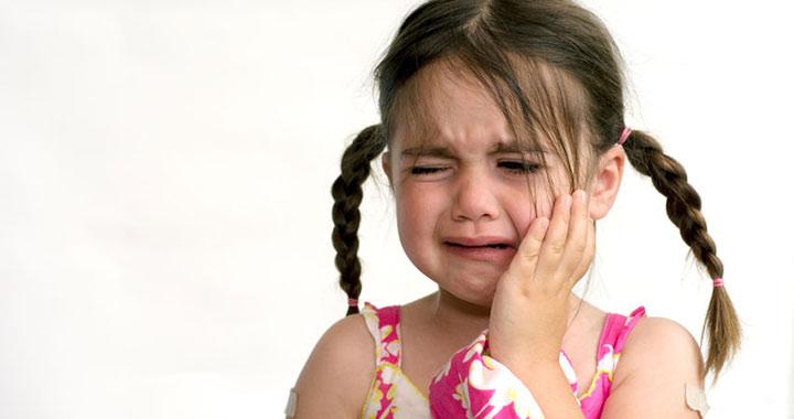 Homloküreg gyulladás gyereknél
