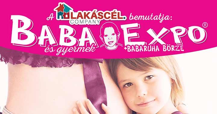 c0acbb5fa4 Idén ősszel is Baba-Expo Kiállítás és Vásár