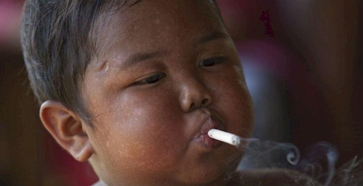 egy hónap telt el a dohányzásról