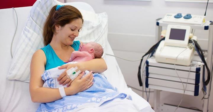 Spontán szülés