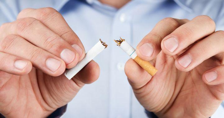 Szokjon le a dohányzásról!