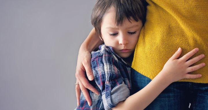 a gyerekek rosszul érzik magukat)