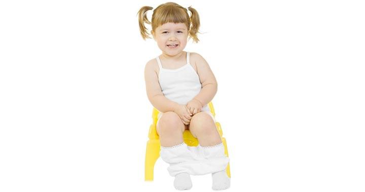 Bepisil, becsepeg, rohan a WC-re - Gyermekkori húgyhólyagműködési zavarok