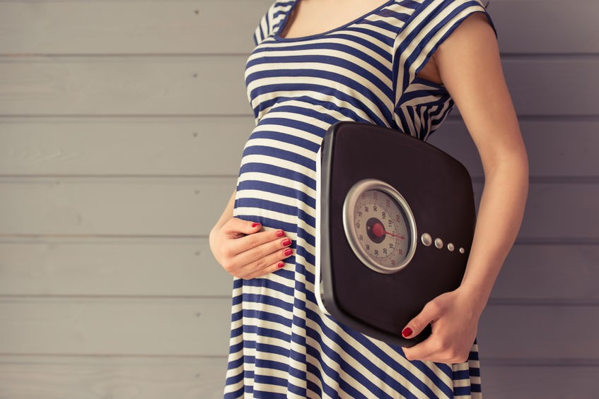 38 hetes terhes fogyás