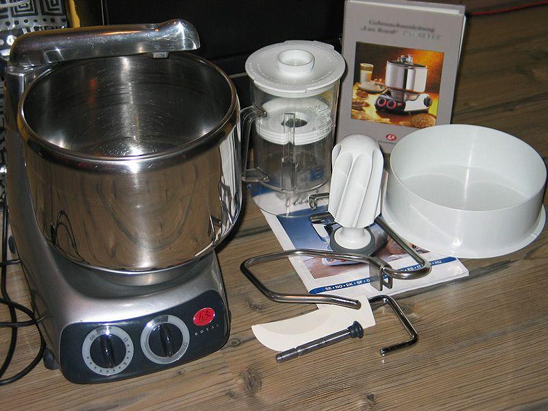 Lux Royal Küchenmaschine 2021